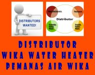 ARTICLE DISTRIBUTOR WIKA WATER HEATER  PEMANAS AIR WIKA