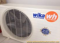 ARTICLE WIKA HEAT PUMP WATER HEATER  PEMANAS AIR WIKA HEAT PUMP