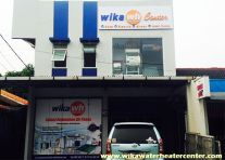 ARTICLE WIKA WATER HEATER CENTER  PUSAT PEMANAS AIR WIKA