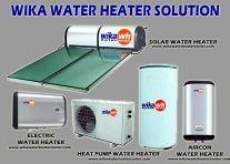 ARTICLE WIKA WATER HEATER SOLUTION PEMANAS AIR WIKA